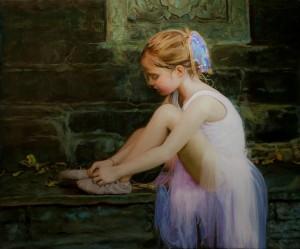 Ballerina Lacing2000